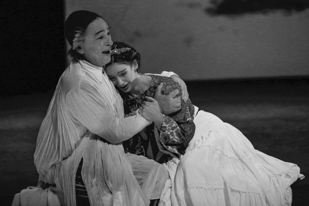 Análise crítica da peça Nathan, o Sábio, de Gotthold Ephraim Lessing, pela Companhia de Teatro de Almada no Teatro Nacional S. João a 22 de Março de 2018.