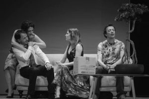 Crítica da peça Perplexos, apresentada na sala Luis Miguel Cintra do Teatro S. Luiz, a 28 de Abril de 2018