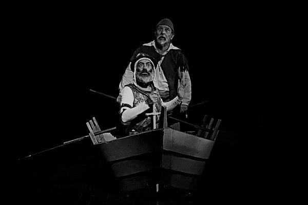 Crítica da peça Vida do Grande Dom Quixote De La Mancha e do Gordo Sancho Pança de António José da Silva, apresentada no Teatro do Bolhão a 15 de Novembro de 2018 | INTRO
