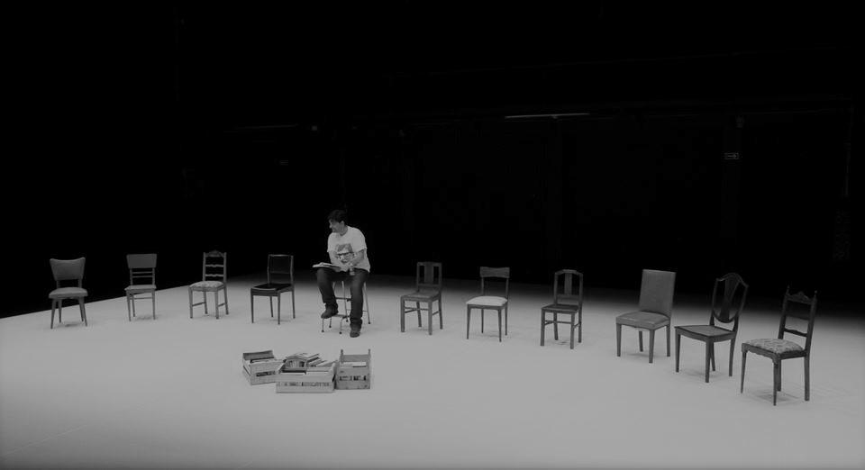 Crítica da performance teatral By Heart, de Tiago Rodrigues, a 9 de Fevereiro de 2019 no Teatro Nacional D. Maria II, no âmbito do Festival Antena 2   INTRO