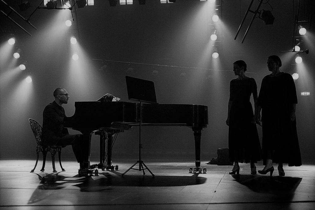 Reportagem da peça Malfadadas, apresentada no Teatro Nacional D. Maria II, no passado dia 24 de Julho de 2019   INTRO