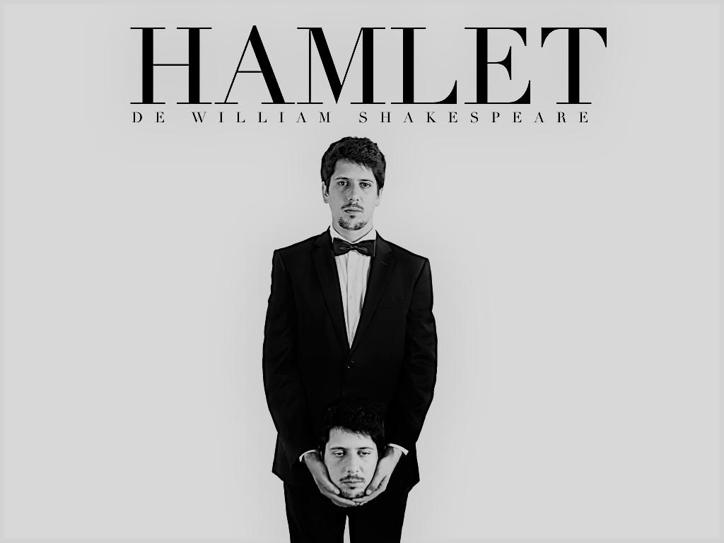 Antevisão da peça de Shakespeare Hamlet, produzida pela Filho do Meio, com tradução de Fernando Villas-Boas, que estreia a 8 de Janeiro no Teatro do Bairro   INTRO