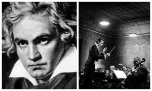 O maestro Martim Sousa Tavares, director da Orquestra Sem Fronteiras, escolheu cinco gravações essenciais de Ludwig van Beethoven para ter sempre por perto | INTRO