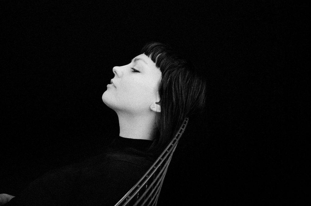 Reportagem do concerto de Angel Olsen no CCVF, 13/05/2018