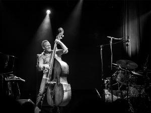 Reportagem do concerto do contrabaixista Avishai Cohen integrado no Misty Fest, que decorreu na Casa da Música a 20 de Novembro de 2018 | INTRO