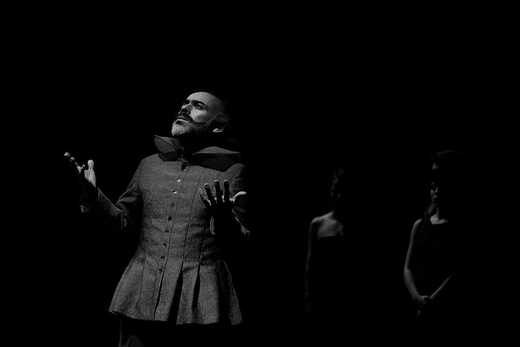 Crítica da peça Don Juan Esfaqueado na Avenida da Liberdade, apresentada no Teatro Municipal São Luiz a 18/11/2018   INTRO