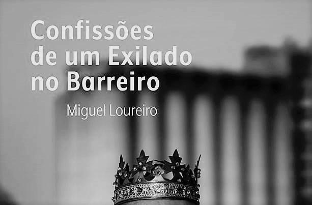 """Recensão do livro """"Confissões de Um Exilado no Barreiro"""" de Miguel Loureiro, com edição da Douda Correria em 2017   INTRO"""