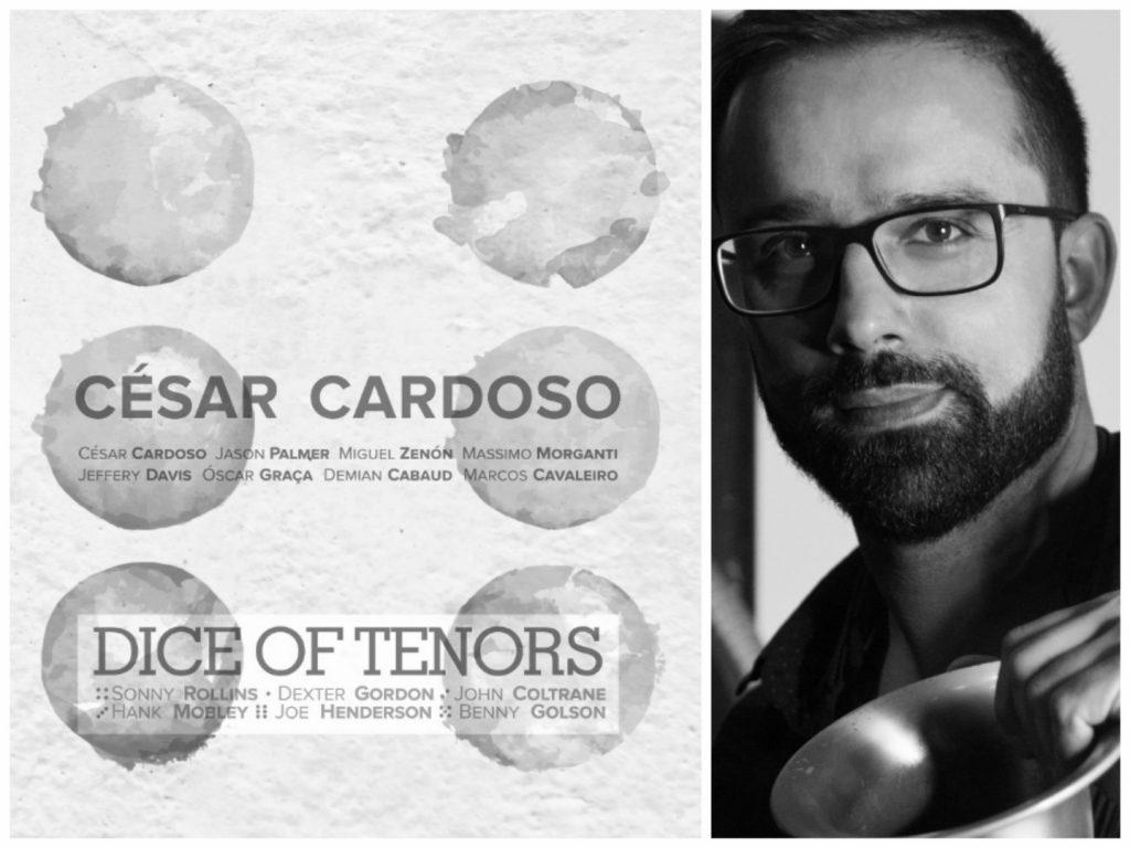 César Cardoso em entrevista